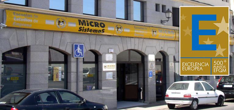 Microsistemas, primera empresa de formación en Canarias que obtiene el sello de excelencia europea EFQM+500
