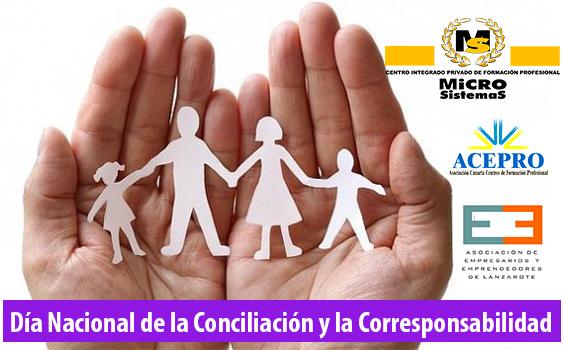 Día Nacional de la Conciliación y la Corresponsabilidad en España, 23 de marzo