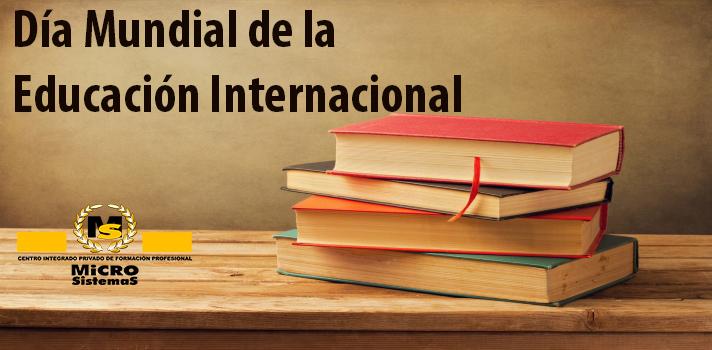 Día internacional de la educación, 24 de enero