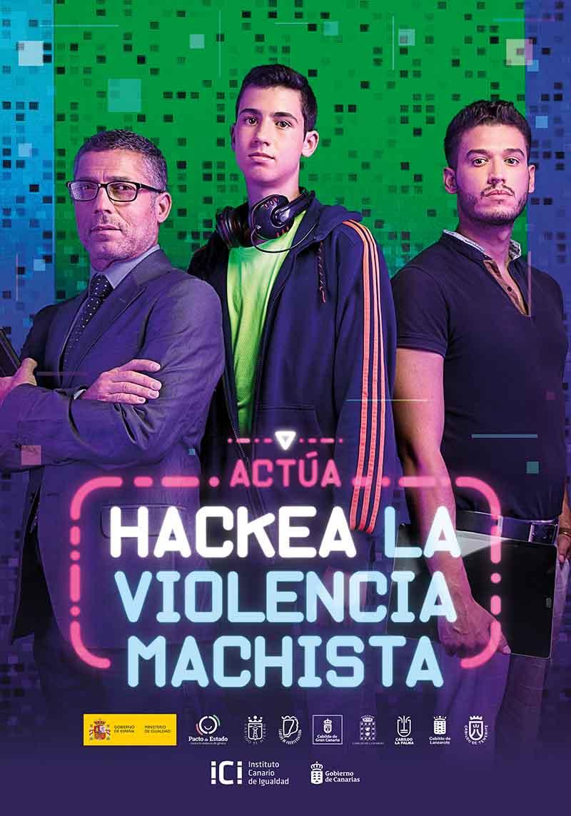 Actúa-Hackea la Violencia Machista